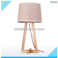 Lightingbird Modern Decorative Wooden Table lamp(LBMT-BL)