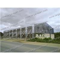Steel Frame Machines in Africa