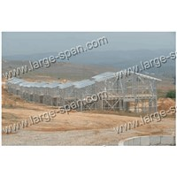 light gauge steel frame structure