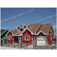 Light Gauge Steel Framing House
