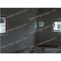 Foam Spray polyurethane material