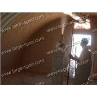 Foam Spray polyurethane material