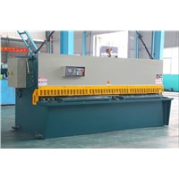 QC11K Series Hydraulic Guillotine (CNC) Shearing Machine