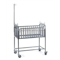 Stainlesss Steel Baby Bed