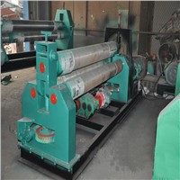 W11S Series Hydraulic Upper Roller Universal Plate Rolling Machine