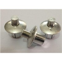 China Manufacturer flat round head drive rivets