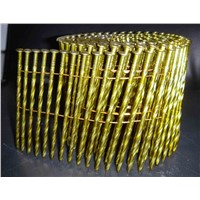 28 Degree Wire Collated Strip Nail / Coil Nail