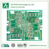 6 layer pcb board,large size circuit board