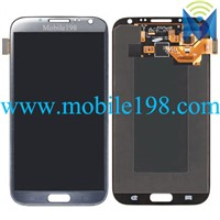 Wholesale LCD Screen Display with Digitizer for Samsung Galaxy Note Ii Lte N7105 Mobile Phone Parts