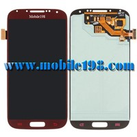 LCD Touch Assembly for Samsung Galaxy S4 I9505 Red China