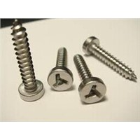 3/8'' Tri Wing Self Tapping Steel Screw