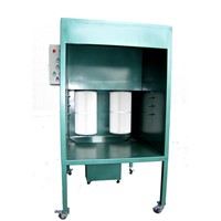 Powder Coating Spray Booth