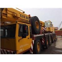 used liebherr 90ton mobile truck crane,used liebherr 90ton crane