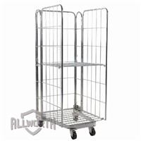 Stainless Steel Metal Roll Cage Roll Container
