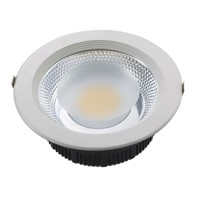 10W COB LED Down Lamp, 900 to 1000lm Luminous Flux