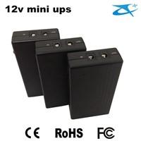 12V1A Uninterruptible Power Supply(UPS) CCTV UPS,IP Camera UPS