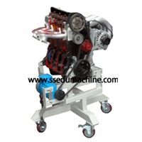 Engine Training Model 2 Stroke Petrol Automobile Teaching Model