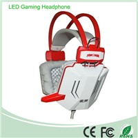 Professional Colorful Cheap Gaming Headphone with Noise Cancelling Microphone