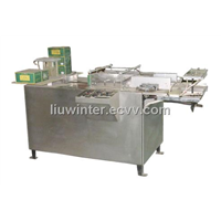 Three-dimension Medicine Box Packing Machine