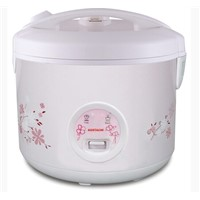 SS useful deluxe electric rice cooker for home