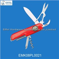 Promotional multi Knife with compass (EMK08PL0021)