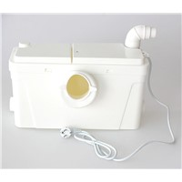 SY1001 Square Shape Macerator Toilet Sewage Pump