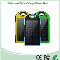 Professional 5000mAh Solar Power Bank for Mobile and Laptop