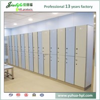 Jialifu hpl lockers for waiting room