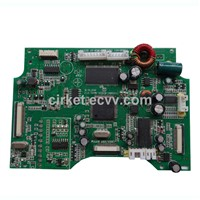 OEM DVD Decoding Card and PCBA for Solar Power Supplies