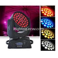 Party Light LED 36 10w Quad Wash Light LED Moving Head Light