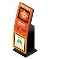Cinema Hotel Resturant Self-Service Terminal Kiosk Only Multi-Media Payment Kiosk with Printer