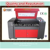 China CO2 Laser machine TZJD-1280, Laser Cutting machine eastern