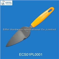 Stainless steel cheese shovel  with plastic handle(ECS01PL0001)