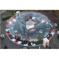 Outdoor Transparent Huge Inflatable Party Event Bubble Tent