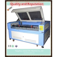TZJD-1290D Laser Cutting Engraving Machine with Multi Head