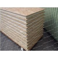 polystyrene fiber cement sips