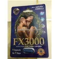 FX 3000 Sex Pill Male Enhancement Sexual Stimulant Capsule FX3000