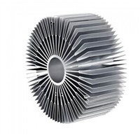 OEM heat sink with anodizing China manufacture