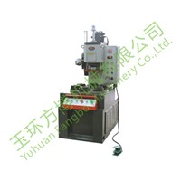 Special press-fitting machine for multi-station motor rotor