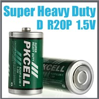 Super Heavy Duty Primary & Dry Battery (D/R20P/UM-1)