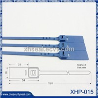XHP-014 tamper evident plastic seal for containers