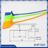 XHP-003 plastic seal for container