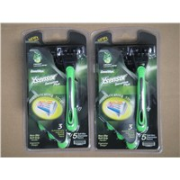 disposable razor SL-3100B5 , 3 blade razor