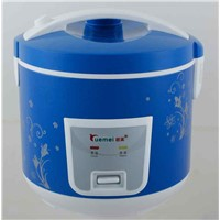 double coating inner pot rice cooker
