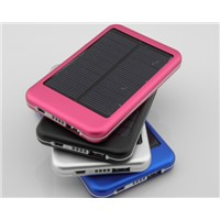 AiL 2014 New Stylish Fashion Solar Portable Charger as Promotional Gift