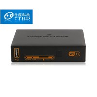 Airbridge WiFi HD Adapter WIFI TO HDMI/VGA CONVERTER HD resolution up to 1920x1080_30/60p