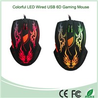 New Coming Custom USB 6D Gaming Mouse