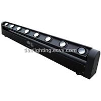 8*10w Beam white LED 8 Scan Head Bar Light  (BAR-T801 )