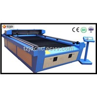 CO2 Laser die board/plywood Laser Cutting Engraving machine