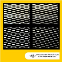 Aluminum Expanded Metal Mesh with ISO Certificate/aluminium expanded mesh